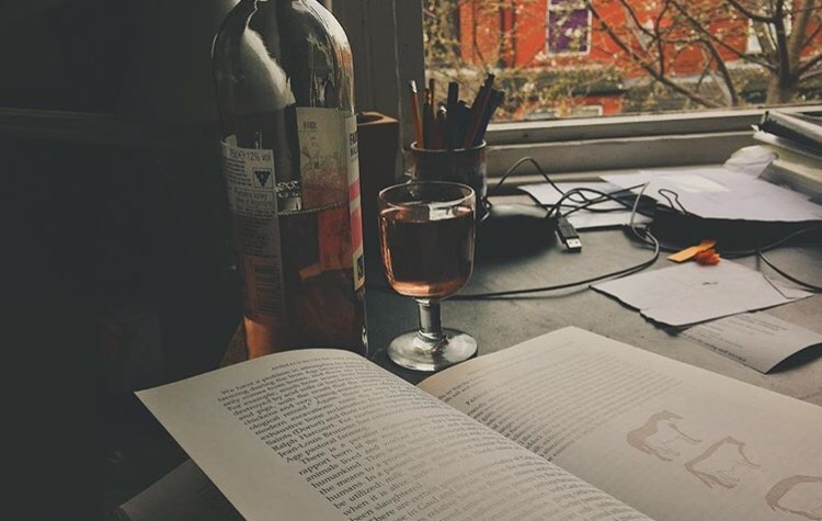 Research and Wine