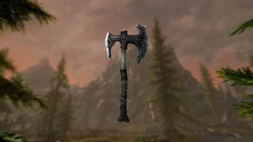 Ancient Nord Axe