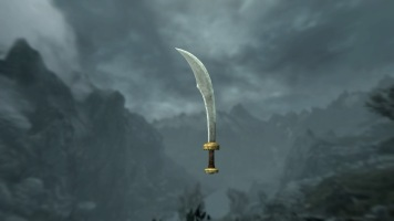 Redguard Sword