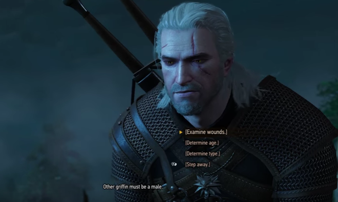 Screenshot_2020-01-27 Let's Play The Witcher 3 - Part 4 - Griffin's Nest - YouTube